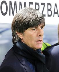 Germany manager Joachim Low - Mandatory by-line: Matt McNulty/JMP - 26/03/2016 - FOOTBALL - Olympiastadion - Berlin, Germany - Germany v England - International Friendly
