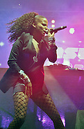 Ms Dynamite Performs at Lovebox