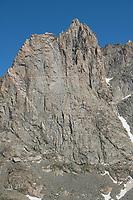 Upper Titcomb Basin, Bridger Wilderness, Wind River Range Wyoming