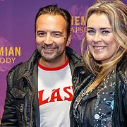 NLD/Amsterdam/20181030 - Premiere Bohemian Rapsody, gerard Ekdom en partner Nicole Smits