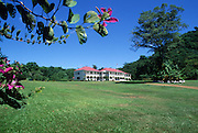 Vialima, Robert Louis Stevenson home, Apia, Upolu, Samoa