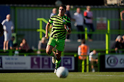 Mathew Stevens of Forest Green Rovers chases the ball during the EFL Sky Bet League 2 match between Forest Green Rovers and Stevenage at the New Lawn, Forest Green, United Kingdom on 21 September 2019.