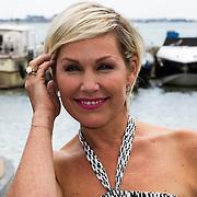 NLD/Volendam/20140626 - 100%NL magazine bestaat 5 jaar, Tanja Jess
