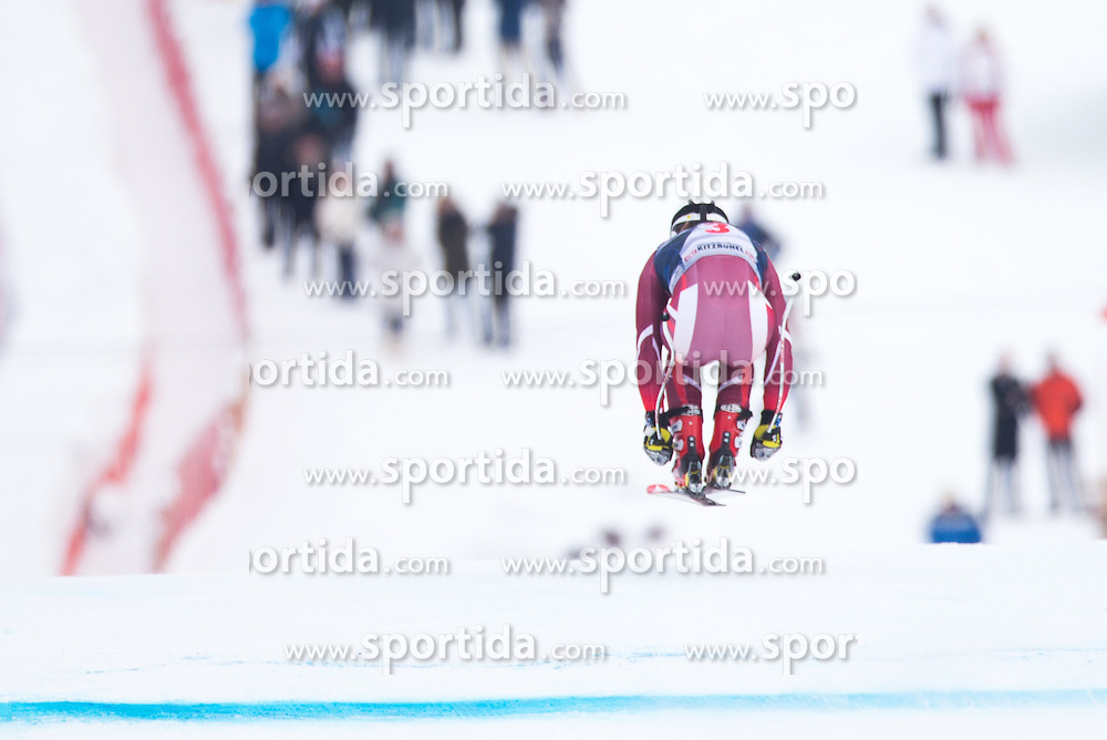 19.01.2016, Streif, Kitzbuehel, AUT, FIS Weltcup Ski Alpin, Kitzbuehel, 1. Abfahrtstraining, Herren, im Bild Aleksander Aamodt Kilde (NOR) // Aleksander Aamodt Kilde of Norway in action during 1st Training of the men's Downhill Race of Kitzbuehel FIS Ski Alpine World Cup at the Streif in Kitzbuehel, Austria on 2016/01/19. EXPA Pictures © 2016, PhotoCredit: EXPA/ Johann Groder