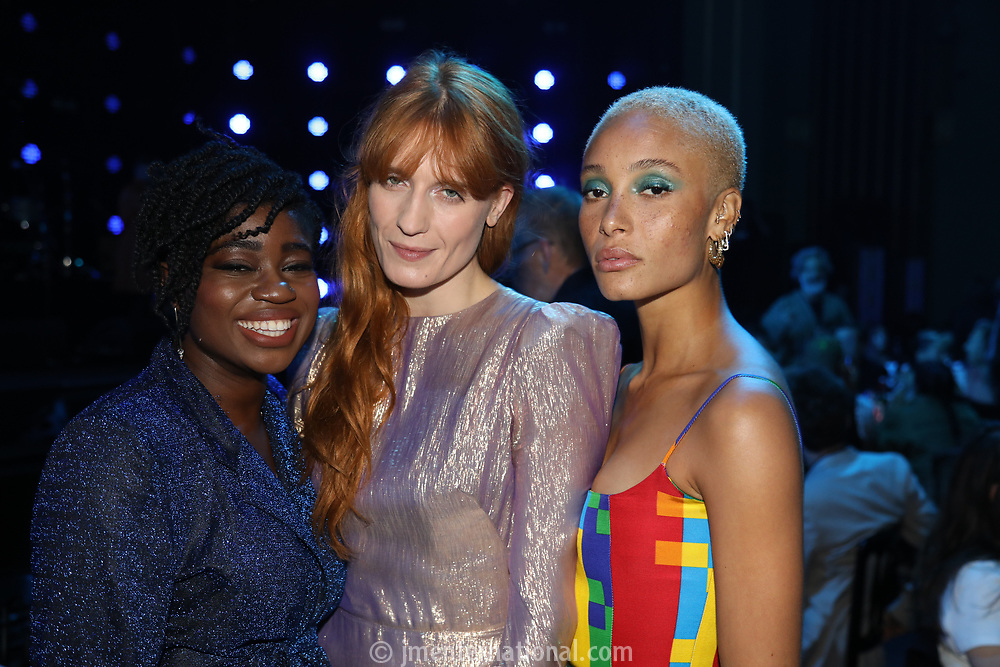 Florence + The Machine, Clara Amfo, Adwoa Aboah