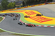 The start of the Spanish Formula One Grand Prix at Circuit de Catalunya, Barcelona<br /> Picture by EXPA Pictures/Focus Images Ltd 07814482222<br /> 14/05/2017<br /> *** UK &amp; IRELAND ONLY ***<br /> <br /> EXPA-EIB-170514-0099.jpg