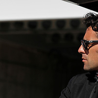 12-13 March, 2013, Birmingham, Alabama, USA<br /> Dario Franchitti.<br /> (c)2013, Phillip Abbott<br /> LAT Photo USA