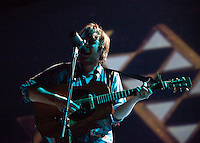 "Fleet Foxes perform in support of ""Helplessness Blues"" at the Greek Theatre in Los Angeles, CA on Sept. 14 2011"