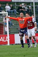16.06.2005, Anjalankoski, Finland..Veikkausliiga 2005 / Finnish League 2005.Myllykosken Pallo-47 v AC Allianssi.Ville Lehtinen - Allianssi.©Juha Tamminen.....ARK:k