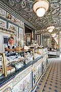 Dresden Neustadt, Pfunds Molkerei, historische Molkerei, Geschaeft, Dresden, Sachsen, Deutschland.VERWENDUNG NUR REDAKTIONELL  |.Dresden, Germany,  Dresden Neustadt, Pfunds Molkerei, historic dairy shop