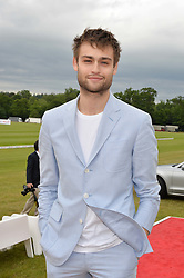 DOUGLAS BOOTH at the Audi Polo Challenge at Coworth Park, Blacknest Road, Ascot, Berkshire on 31st May 2015.