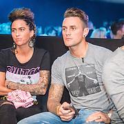 NLD/Amsterdam20160625 - Glory 31, Nicky Holzken en partner