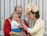 Prince Louis Sucks Thumb