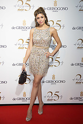 Saba Yussouf attends the De Grisogono party during the 71st annual Cannes Film Festival on May 15, 2018 in Cannes, France. Photo by Nasser Berzane/ABACAPRESS.COM