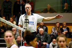 20150207 NED: Eredivisie Sliedrecht Sport - Eurosped TVT, Sliedrecht<br />Frans Loderus<br />©2014-FotoHoogendoorn.nl / Pim Waslander