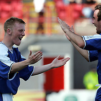 Hamilton Accies v St Johnstone...4.09.04<br />
