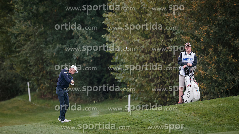 27.09.2015, Beckenbauer Golf Course, Bad Griesbach, GER, PGA European Tour, Porsche European Open, im Bild Richard Green (AUS) // during the European Tour, Porsche European Open Golf Tournament at the Beckenbauer Golf Course in Bad Griesbach, Germany on 2015/09/27. EXPA Pictures © 2015, PhotoCredit: EXPA/ JFK