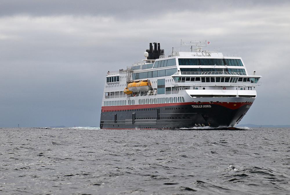 Norway - Trollfjord ferry