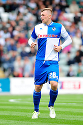 Bristol Rovers' Ryan Brunt  - Photo mandatory by-line: Dougie Allward/JMP - Tel: Mobile: 07966 386802 07/09/2013 - SPORT - FOOTBALL -  Home Park - Plymouth - Plymouth Argyle V Bristol Rovers - Sky Bet League Two