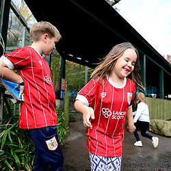 Bristol Sport visit Bristol Zoo
