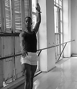 Yohanis Sanchez of Laura Alonso's Ballet Company.