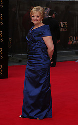 MARIA FRIEDMAN attends The Laurence Olivier Awards at the Royal Opera House, London, United Kingdom. Sunday, 13th April 2014. Picture by i-Images