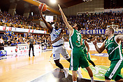 Hunt Dario<br /> Germani Basket Brescia vs Sidigas Avellinp<br /> Campionato Basket LBA 2017/2018<br /> Brescia 10/08/2017<br /> Foto Ciamillo-Castoria/A. Gilardi