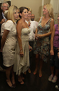 Jemima French, Sadie Frost, Claire Durkin and Daisy Shields, Franc Roddam and Frost French host a party to celebrate the publication of ' Margarita's Olive Press' by Rodney Shileds. 1 Greek St. Soho Sq. London. 15 September 2005.  ONE TIME USE ONLY - DO NOT ARCHIVE  © Copyright Photograph by Dafydd Jones 66 Stockwell Park Rd. London SW9 0DA Tel 020 7733 0108 www.dafjones.com