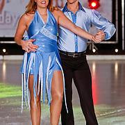 NLD/Utrecht/20110126 - Perspresentatie Sterren Dansen op het IJs 2011, Jenny Smit en Ryan Shollert