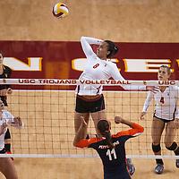 USC Women's Volleyball v Pepperdine