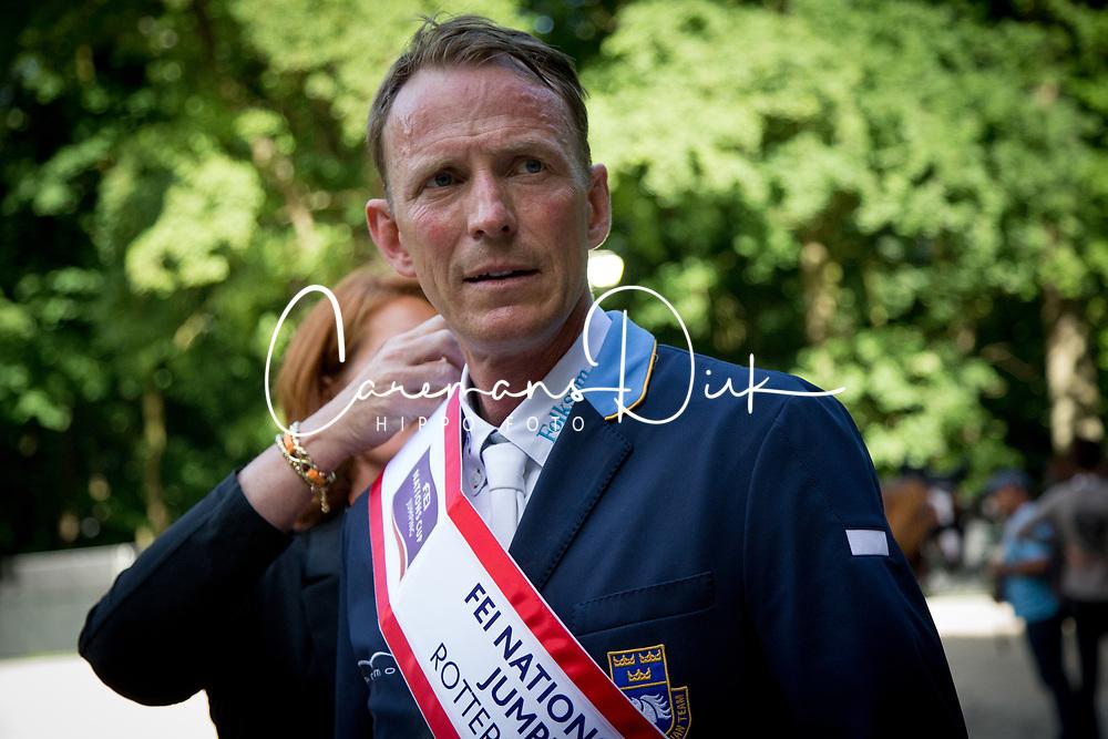 Fredricson Peder, SWE<br /> FEI Nations Cup - CHIO Rotterdam 2017<br /> © Hippo Foto - Dirk Caremans<br /> Fredricson Peder, SWE