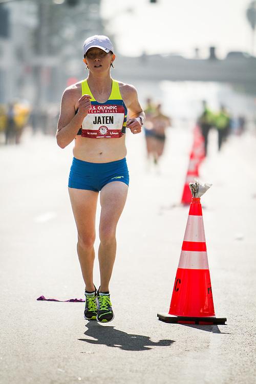 USA Olympic Team Trials Marathon 2016, Jaten