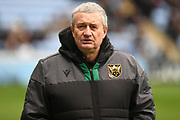 Northampton Saints Director of Rugby Chris Boyd during the Gallagher Premiership Rugby match between Wasps and Northampton Saints at the Ricoh Arena, Coventry, England on 5 January 2020.