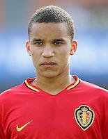 Fussball International U17 WM Korea  Belgien - Tunesien Belgium - Tunesia Sebastien Phiri (BEL)
