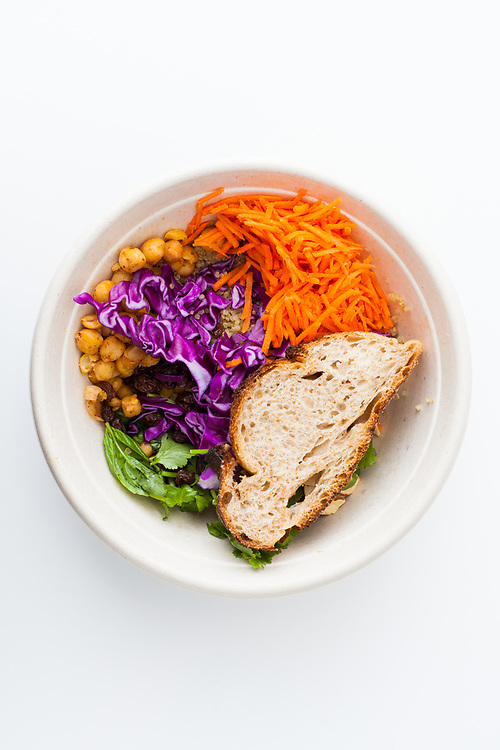 Curry Chickpea Bowl from SweetGreen ($11.87)