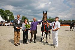 047 - Chinchidee<br /> KWPN Paardendagen Ermelo 2010<br /> © Dirk Caremans