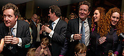 Piers Morgan and Sun editor Rebekah Wade. ( toby Young in the background)  . Piers Morgan celebrates the publication of 'The Insider' at Axis Restaurant and Bar. One Aldwych, WC2. ONE TIME USE ONLY - DO NOT ARCHIVE  © Copyright Photograph by Dafydd Jones 66 Stockwell Park Rd. London SW9 0DA Tel 020 7733 0108 www.dafjones.com