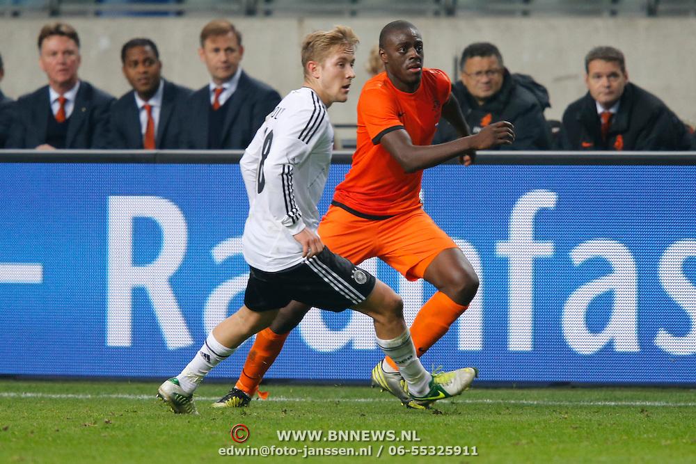 NLD/Amsterdam/20121114 - Vriendschappelijk duel Nederland - Duitsland, Eljero Elia