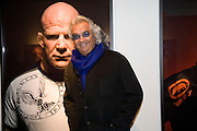 FLAVIO BRIATORE. Kevin Lynch: Octagon - private view Hamiltons Gallery, 13 Carlos Place, London, W1, 17 January 2008. -DO NOT ARCHIVE-© Copyright Photograph by Dafydd Jones. 248 Clapham Rd. London SW9 0PZ. Tel 0207 820 0771. www.dafjones.com.