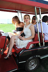 EMMA WATSON at the Cartier International Polo at Guards Polo Club, Windsor Great Park on 27th July 2008.<br /> <br /> NON EXCLUSIVE - WORLD RIGHTS