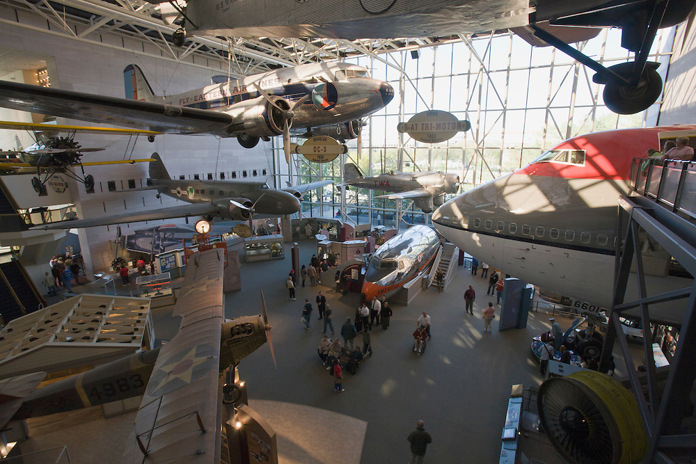 Air and Space Museum, Smithsonian on the National Mall