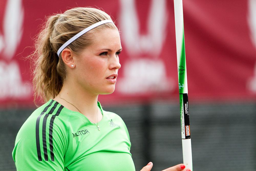 Samsung Diamond League adidas Grand Prix track & field; Asdis Hjalmsdottir, ISL, Javelin