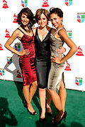 Promissa attend the 10th Annual Latin Grammy Awards at the Mandalay Bay Hotel in Las Vegas, Nevada on November 5, 2009.