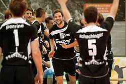 04.11.2010, Union Halle, Graz, AUT, AVL, UVC Graz vs. TSV Hartberg, im Bild  Ingmar Zipper (UVC #10), EXPA Pictures © 2010, PhotoCredit: EXPA/ Erwin Scheriau
