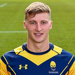 Alex Hearle of Worcester Warriors - Mandatory by-line: Robbie Stephenson/JMP - 25/08/2017 - RUGBY - Sixways Stadium - Worcester, England - Worcester Warriors Headshots