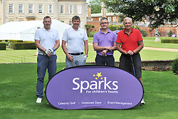 TEAM RESCUEMYCAR.COM,  Celebrity Trevor Brooking, ,  Sparks Leon Haslam Celebrity Golf Day Wellingborough Golf Course, Northants  Tuesday 7th June 2016, Photo:Mike CappsSparks Leon Haslam Celebrity Golf Day Wellingborough Golf Course, Northants  Tuesday 7th June 2016, Photo:Mike CappsSparks Leon Haslam Golf Day Wellingborough Golf Course Tuesday 7th June 2016