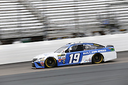 September 22, 2017 - Loudon, New Hampshire, United States of America - September 22, 2017 - Loudon, New Hampshire, USA: Daniel Suarez (19) takes to the track to practice for the ISM Connect 300 at New Hampshire Motor Speedway in Loudon, New Hampshire. (Credit Image: © Justin R. Noe Asp Inc/ASP via ZUMA Wire)