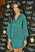 LONDON - November 06: Amy Jackson at the Lipsy London Love Launch Party (Photo by Brett D. Cove)