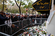 Paris: France Commemorates One Year Since The Paris Terrorist Attacks, 13 Nov. 2016