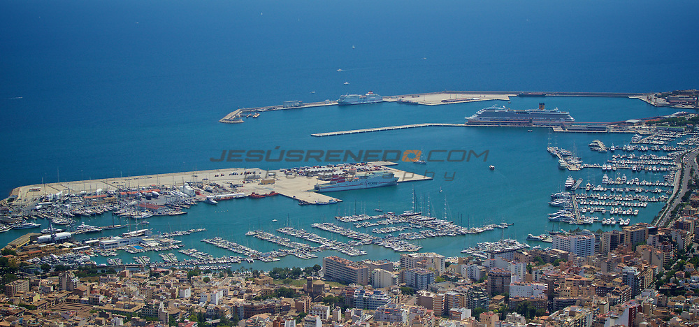 Aerial images Mallorca
